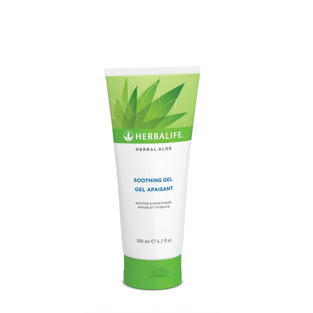 Gel Suavizante Herbal Aloe Herbalife